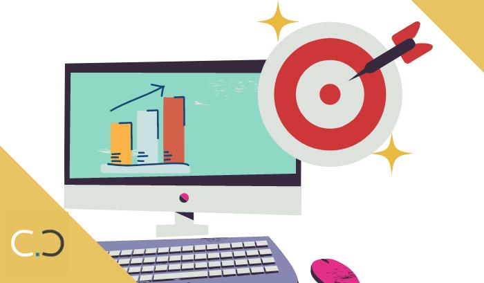 mierzenie celów na stronie analytics